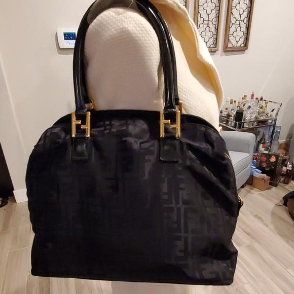 e2b51da23250 Fendi Handbags - Monogram Fendi Satchel